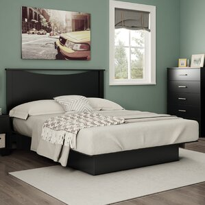 Gramercy Full/Queen Platform Bed by South Shore