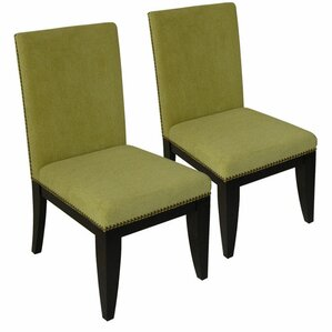 Montgomery Parsons Chair (Set of 2) by Carolina Accents
