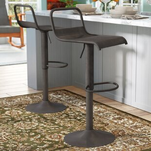 Plattsburg Adjustable Height Swivel Bar Stool Comparison