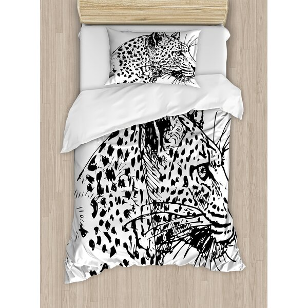 Bedding Quilts, Bedspreads & Coverlets Stand Elephant Duvet Cover With 1 Pillow Cover Cotton Textile Beautiful Collage