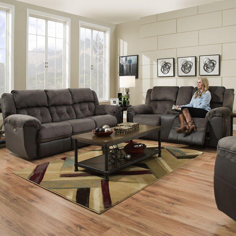 Red Barrel Studio George Configurable Living Room Set