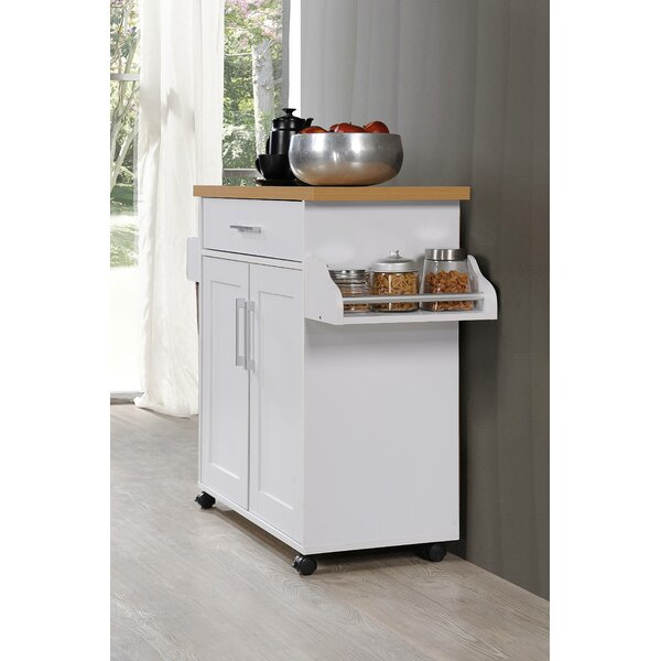 Andover Mills Terrell Kitchen Island & Reviews