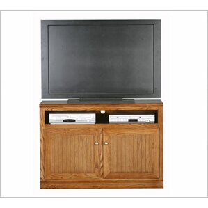 Didier Traditional Wood TV Stand by World Menagerie