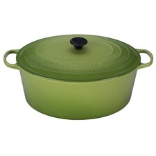 Cast Iron 15.5-qt. Oval Casserole