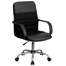 leather desk chair - Office Chair Seat Cushion