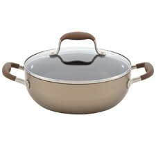Advanced  Non-stick3.5-qt. Round Casserole