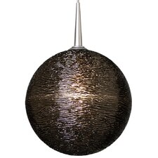 Dazzle 1-Light Globe Pendant