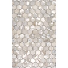 Michelet Gray Area Rug