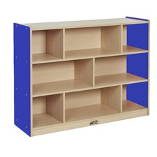"""Colorful Essentials™ Storage Cabinets - 8 Compartments - 36"""""""