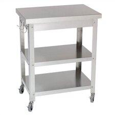 metal kitchen islands  carts you'll love  wayfair, Kitchen design