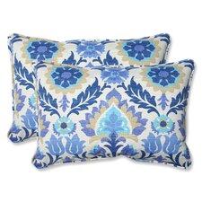 Zutphen Indoor/Outdoor Bench Pillow (Set of 2) (Set of 2)