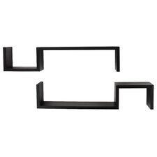 Sila Floating Shelf (Set of 2)