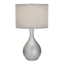 """Gama 21.5"""" H Table Lamp with Drum Shade"""