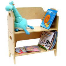 "Two Tier 32"" Bookcase"