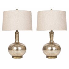 "Baldock 28.27"" Table Lamp Set (Set of 2)"