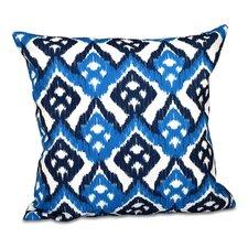 Sabrina Geometric Outdoor Throw Pillow
