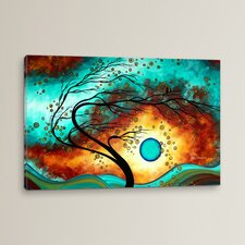 Family Joy by Megan Duncanson Framed Painting Print on Wrapped Canvas