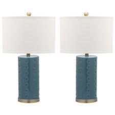 """Landon 26"""" Table Lamp Set (Set of 2)"""