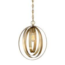 Arango 1-Light Globe Pendant