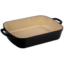 Cast Iron Signature Rectangular Roaster