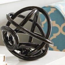 Piedmont Glass Knot Sculpture