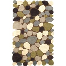 Wilma Brown Area Rug