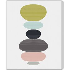 Perfect Balance Graphic Art on Wrapped Canvas