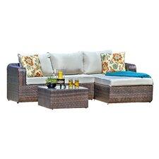Amezcua 3 Piece Deep Seating Group with Cushion