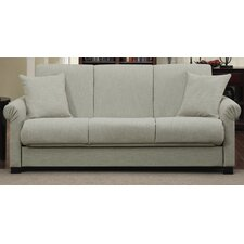 lawrence full convertible upholstered sleeper sofa - Fold Out Sleeper Chair