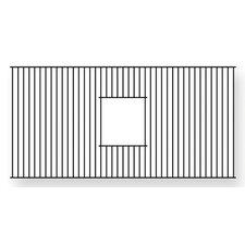 "Farmhaus Fireclay 32"" x 14"" Rectangular Sink Grid"
