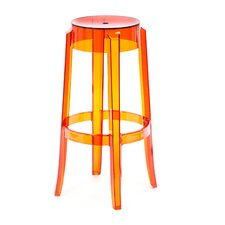 "Ghost 29.5"" Bar Stool (Set of 2)"