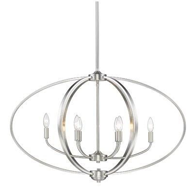 Tensed 6 Light Globe Chandelier Reviews