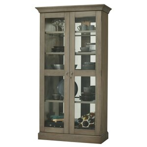 Densmoore Lighted Curio Cabinet by Howard..