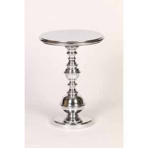 Value Round Turned Base EndTable by Knox & Harrison