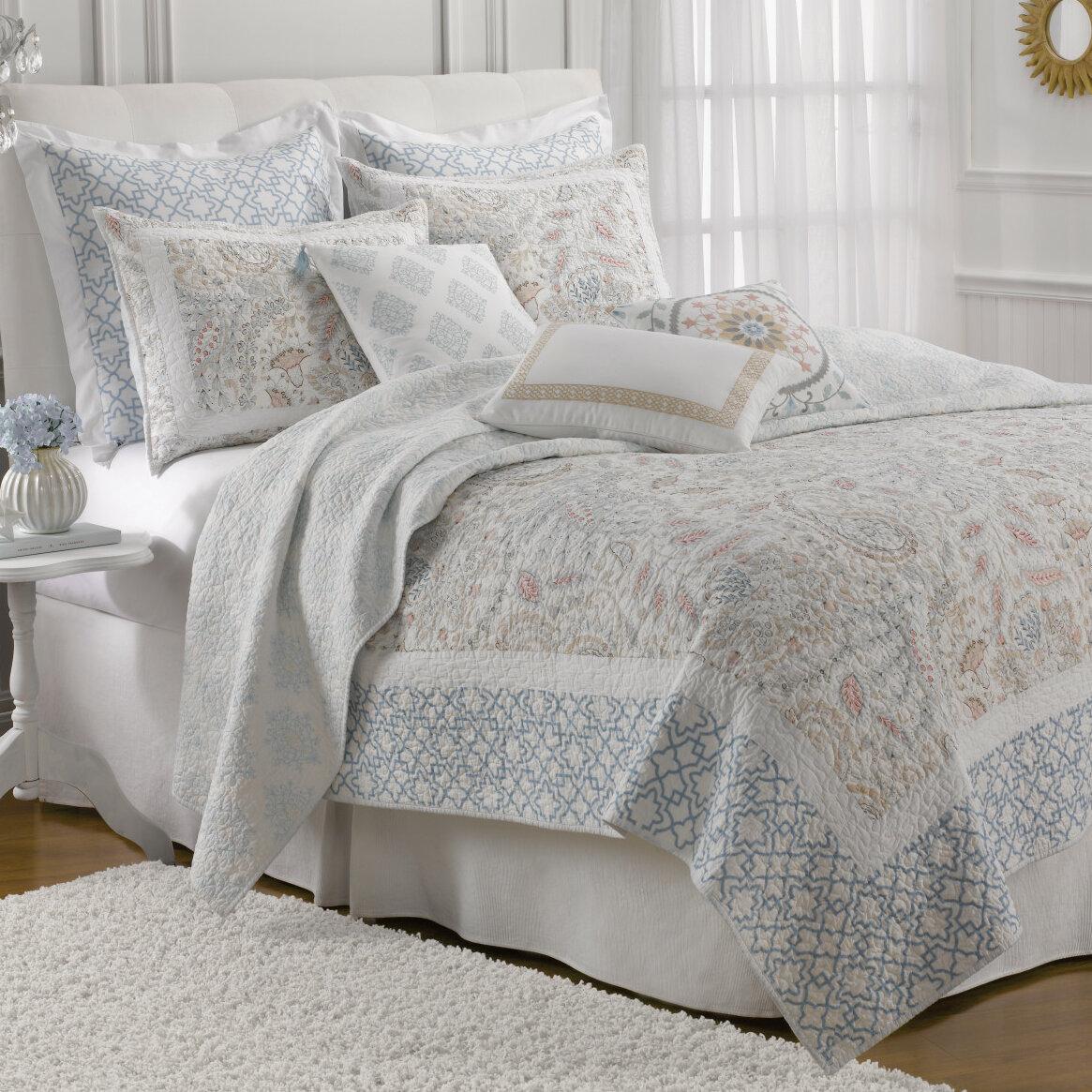 Dena Designs Sophia Quilt & Reviews | Wayfair : dena home sunbeam quilt - Adamdwight.com