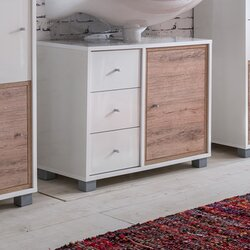schildmeyer 70 cm waschbeckenunterschrank danubio bewertungen. Black Bedroom Furniture Sets. Home Design Ideas