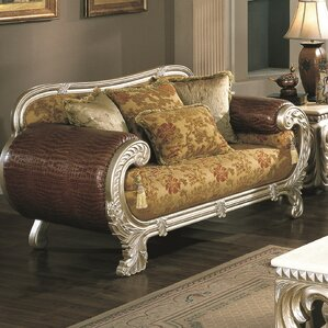 Dowler Loveseat by Astoria Grand