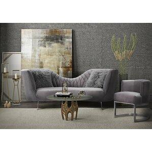 Southwark 2 Piece Living Room Set by Mercer41