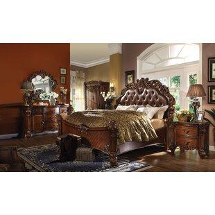 Welles Panel Configurable Bedroom Set