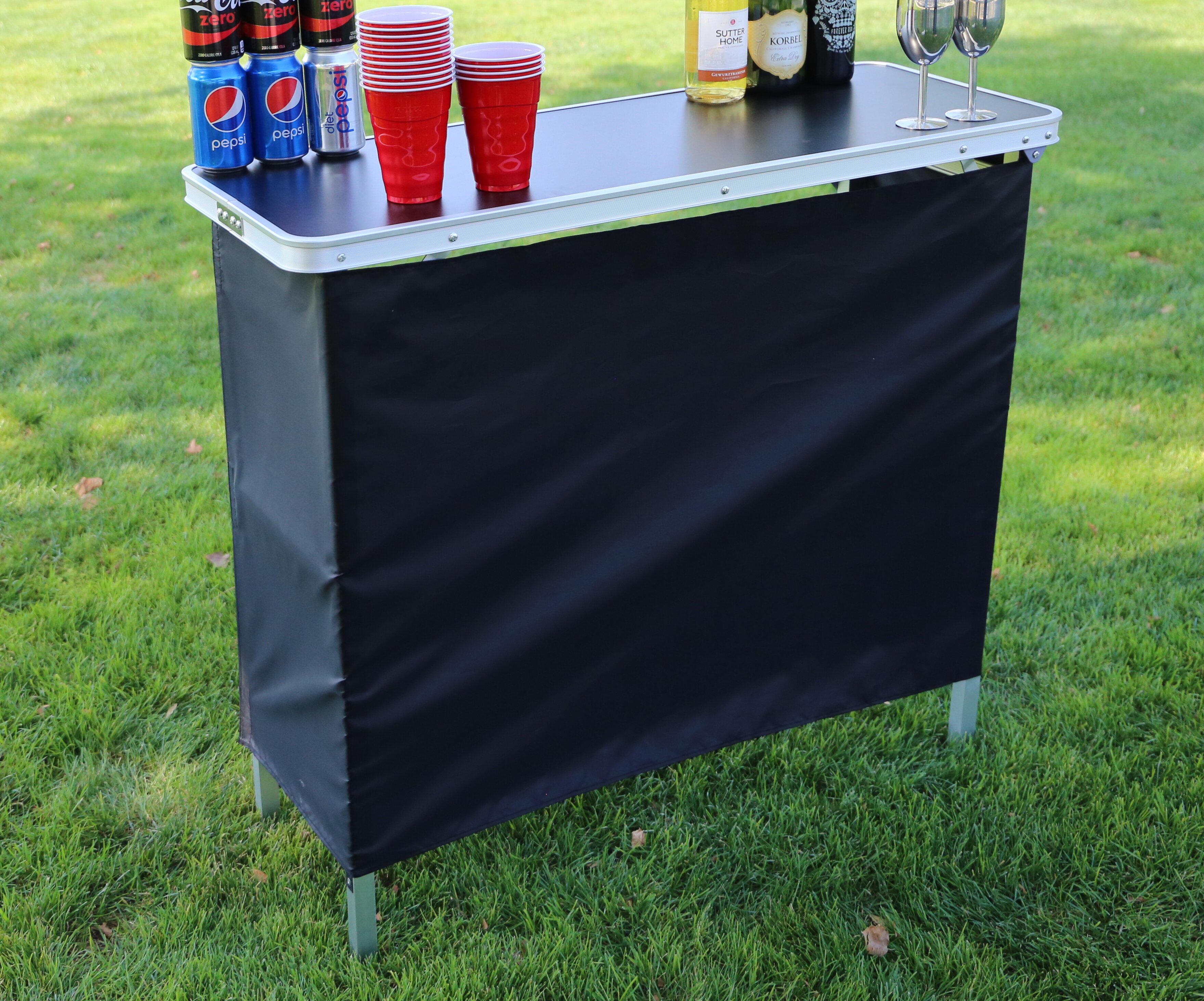 Freeport Park Ashton Party Adjustable Pub Table | Wayfair
