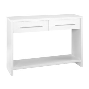 Modern Contemporary Low Console Table AllModern
