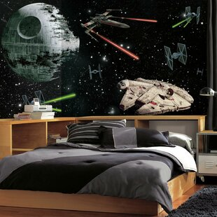 Star Wars Wallpaper Wayfair