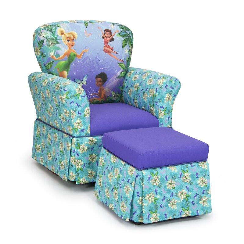 Disneyu0027s Kids Rocking Chair  sc 1 st  Wayfair & KidzWorld Disneyu0027s Kids Rocking Chair | Wayfair
