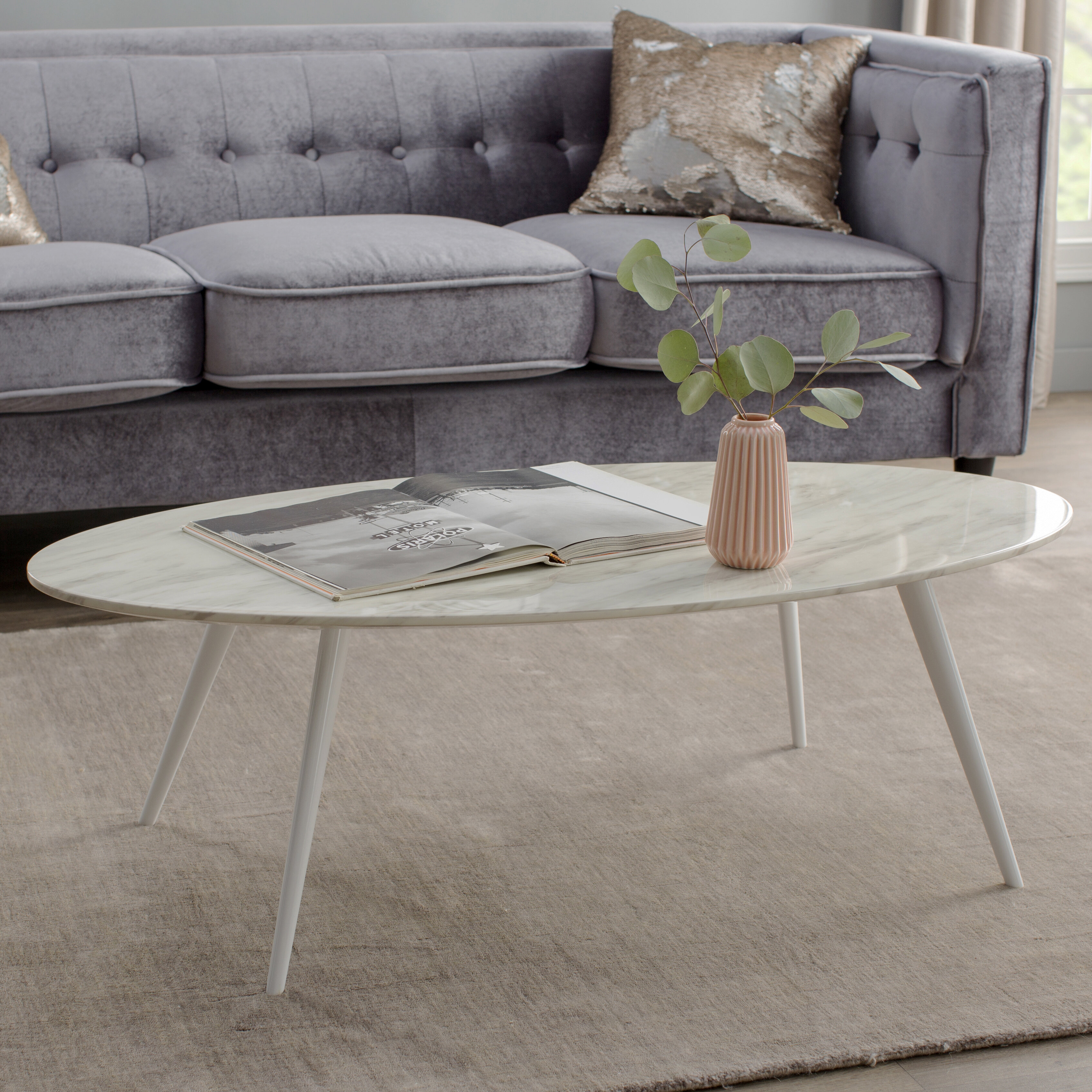 m a d Furniture Airfoil Coffee Table