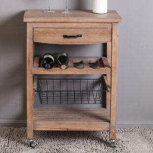 Billings Mobile Wine Bar Cart