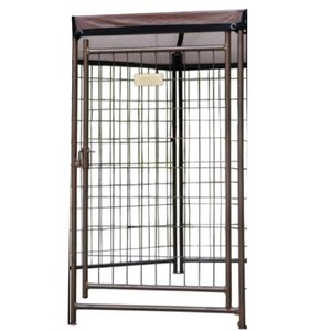 3'5″ H x 2′ W x 1″ D Pet Gazebo Replacement Gate Panel