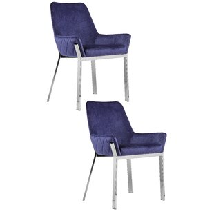 Hudson Upholstered Dining Chair (Set of 2)