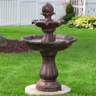 Solar Fountains Youu0027ll Love | Wayfair