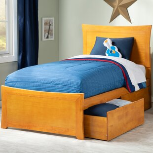 Mne Twin Xl Storage Platform Bed