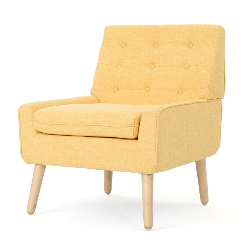 Vanleuven Fabric Club Chair